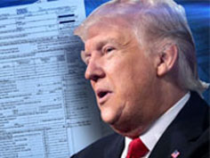 Trump Files Suit to Prevent Release of his Tax Returns